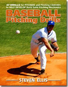 tons of pitching drills for kids of all ages!