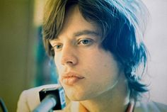 Mick Jagger, young & gorgeous