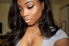 8 Flawless Everyday Makeup Tutorials for Black Women