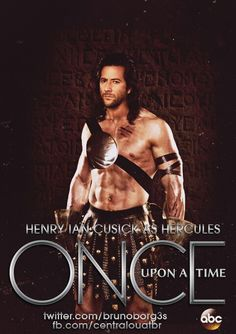 #OUAT - #Hercules Ouat Quotes, Hercules, Once Upon A Time, Tv Shows, Tiffany, Movie Posters, Movies, Films, Film Poster