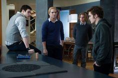 The Cullen Men!!