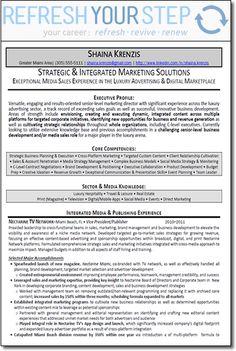 marketing director resume the senior marketing director resume example contains - Senior Advertising Manager Sample Resume