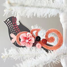 Decorando o Natal: Christmas Ornament