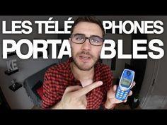 Les téléphones - Cyprien - YouTube