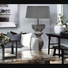 Slettvoll - meget flott stålampe