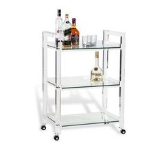 Ava Bar Cart design by Interlude Home