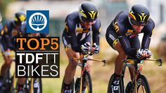 Top 5 de las mejores bicicletas de crono del Tour de Francia 2015