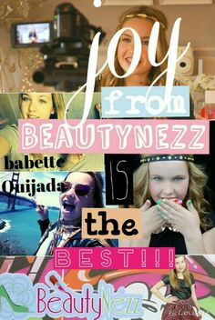 Joy from beautynezz is the best ! ! ! Door babette quijada