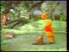 Les aventures de Winnie l'ourson (Extrait Episode 1 - Jean Rochefort)