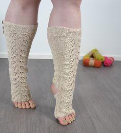 Yogasocks - BC Garn Soft Silk Leg Warmers, High Socks, Legs, Silk, Fashion, Threading, Leg Warmers Outfit, Moda, Thigh High Socks