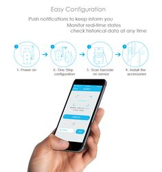 Broadlink S1C Wireless Smartone Host Remote Motion Door Sensors Smart Home Automation IFTTT Center at Banggood