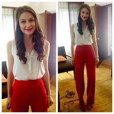 .@sidney_yap | Styled Marley Melissa Benoist @Quınn Benoıst for Coca cola press c... | Webstagram - the best Instagram viewer