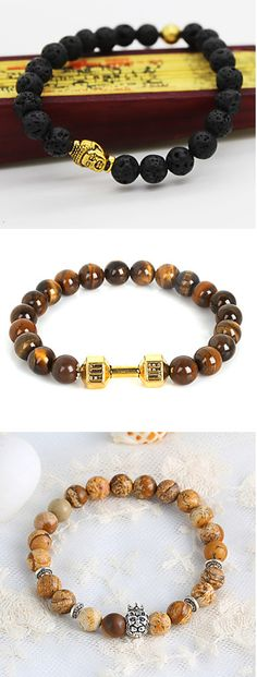 Unique Beaded Bracelets Ideas that are handmade in Boho & asian style with Buddha Shape. These beautiful & Awesome diy Beads crystals bracelet products with charms comes in patterns like  agates, lava wood / wooden, tiger eyes stone, green / blue / purple / red, chakra amethysts, rose quartz gemstone for men, women, girlfriend etc that can be shared as a gift / gifts, favor / favors. They are perfect for anniversary, wedding, engagement, baby shower, bridal shower etc.
