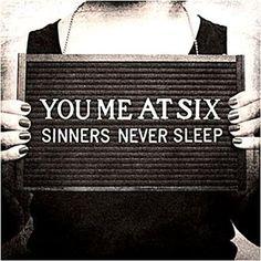 You Me At Six - Sinners Never Sleep CD