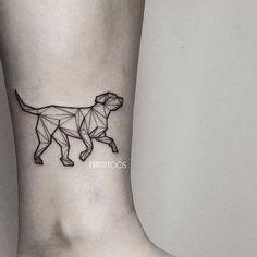 Znalezione obrazy dla zapytania tattoo female vizsla