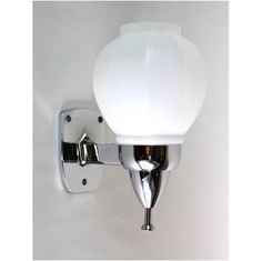 Old Fashioned Wall Mount Hand Soap Dispenser Chrome Satin White Globe commercial