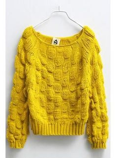 Pineapple Knitted Jumper
