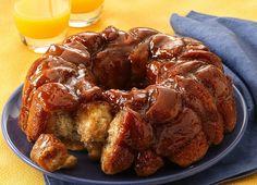 Pillsbury® Cinnamon Pull-Apart Bread Recipe