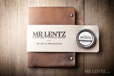 The Mr. Lentz Passport Wallet is the lightest and slimmest way to carry your passport, a few cards and your cash all in one spot.