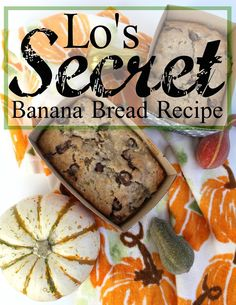 An idiot-proof banana bread recipe that is always a hit!