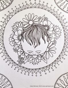 Spirit & Sol: FREE COLORING PAGES