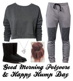 """Good Morning Polyvore & Happy Hump Day"" by alexa432 ❤ liked on Polyvore featuring Forever 21, ONLY, UGG Australia and NOVICA"