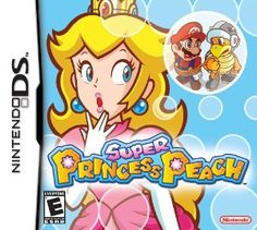 Super Princess Peach: Video Games