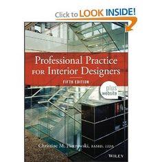 Ncidq idfx sample questions and practice exam david - Professional practice for interior designers ...