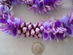 Purple passion by AlohaRibbonCrafts on Etsy