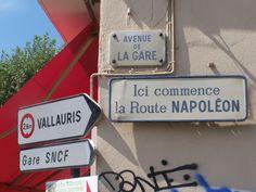 Route Napoléon,France.