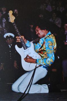 Jimi Hendrix...........