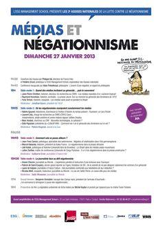Assises Nationales de la lutte contre le Négationnisme le 27 janvier à l'ESG Management School - esgms.fr #écoledecommerce #négationnisme #ESGMS  #écoledemanagement