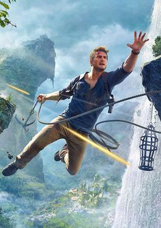 Uncharted 4: A Thief's End Poster #Playstationtips