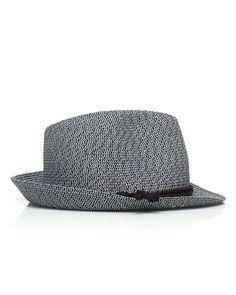 Hat Attack Fine Braid Fedora Hat - ShoeMint 8452ac55a687