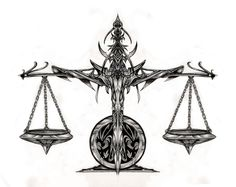 libra scales | living a balanced life is what it is all about