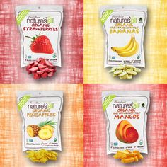 Nature's All Foods...nothing but fruit. Fast Paleo Snacks.