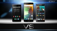 OnePlus X Vs. OnePlus One Vs. OnePlus 2: Comparing The Series