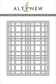Layered Plaid Cover Die B