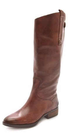Sam Edelman Penny Riding Boots... ya know for when i someday live on a ranch and have my own horse ;)