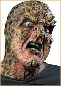 Demon Face Mask Kits Halloween Effects $36.01 #Demon #FaceKits http://www.halloweencostumes4u.com/prods/az18360.html