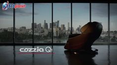Find out about the Cozzia Qi Massage Chair. Bedplanet | Bed Planet | Bedplanet.com