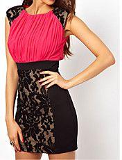 Kvinnors Little Mistress Lace Pencil Dress – NOK kr. Pencil Dress, Mistress, My Style, Mini, Lace, Dresses, Back Door Man, Pencil Skirt Dress, Gowns