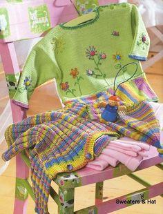 Вязание для наших детей - трикотаж для детей и детей