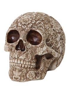 Floral Display Skull | Hot Topic