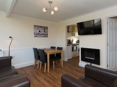 Modern luxury chalets in California, Great Yarmouth Short Walk to Stunning Beach - East Anglia, UK. Luxury Family Holidays, Great Yarmouth, Cottage Homes, Modern Luxury, Bungalow, Ideal Home, Vacation, Bedroom, Norfolk Broads