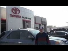 http://www.DriveBaby.com      Jim Masterson talk about how he was taken care of by the Milton Ruben Toyota Service Department. #DriveBaby