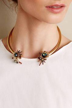 Tajimi Collar by Elizabeth Cole