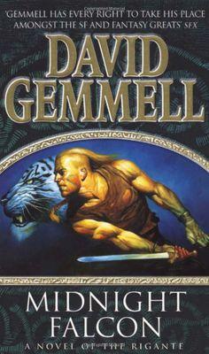 Midnight Falcon: (The Rigante Book 2): Amazon.co.uk: David Gemmell: Books