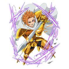 Nanatsu no taizai - Arthur pendragon