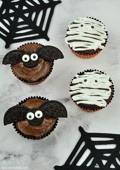 Halloween Cupcakes |